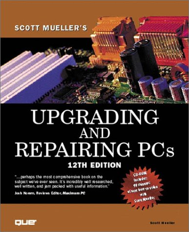 9780789723031: Upgrading and Repairing PCs (with CD-ROM)