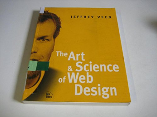 9780789723628: Art & Science of Web Design
