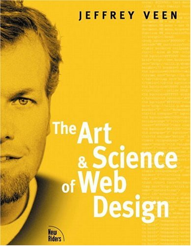 9780789723703: The Art and Science of Web Design