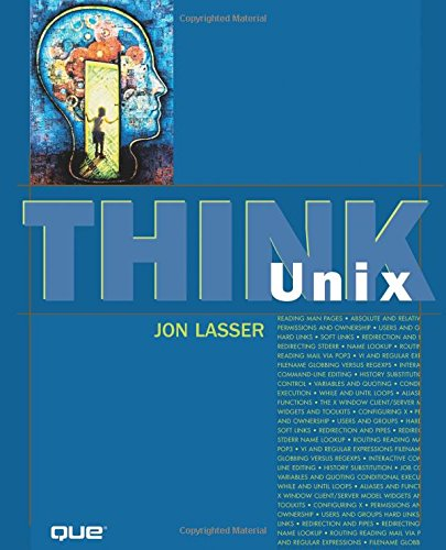 9780789723765: Think Unix