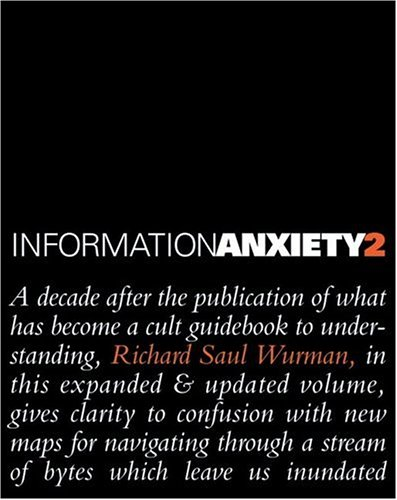 9780789724106: Information Anxiety 2