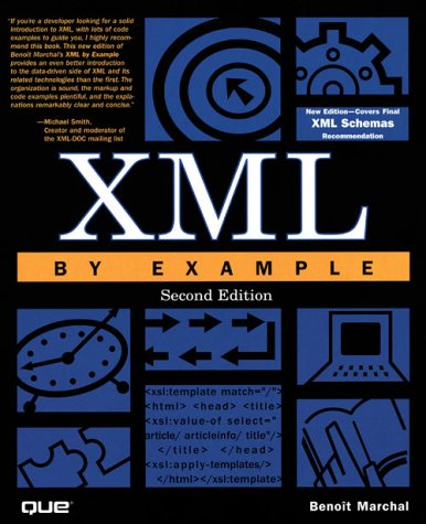 9780789725042: XML by Example