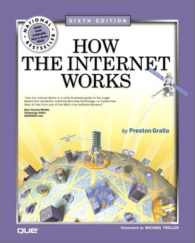 9780789725820: How the Internet Works (6th Edition)