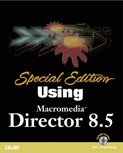 9780789726674: Special Edition Using Macromedia Director 8.5