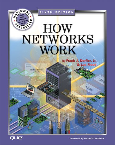 9780789727534: How Networks Work (6th Edition)