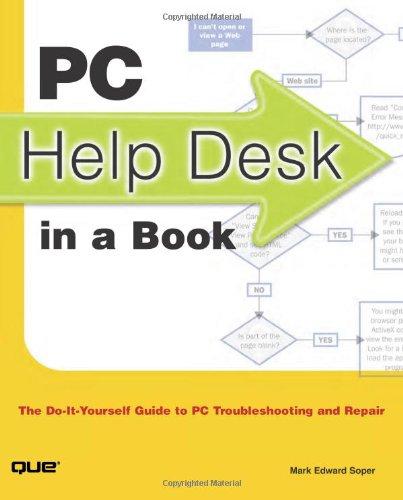 9780789727565: PC Help Desk in a Book: The Do-it-Yourself Guide to PC Troubleshooting and Repair