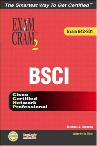 9780789730176: CCNP BSCI Exam Cram 2 (Exam Cram 642-801)