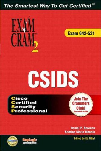 9780789730220: CSIDS Exam Cram 2 (Exam Cram 623-531)
