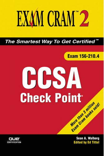 9780789731098: Exam Cram 2 Check Point CCSA