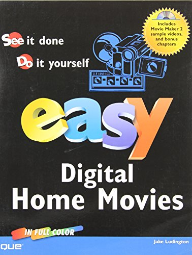 9780789731142: Easy Digital Home Movies
