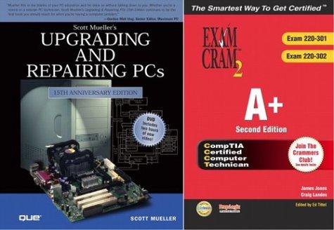 9780789731357: A+ Exam Cram 2 & Upgrading & Repairing PCs, 15th Edition Bundle