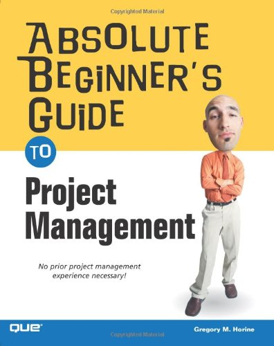 9780789731975: Absolute Beginner's Guide To Project Management