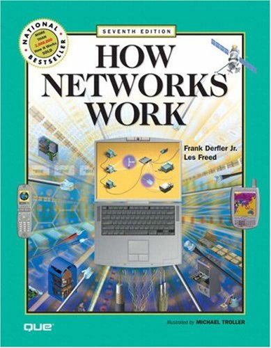 9780789732323: How Networks Work (7th Edition)