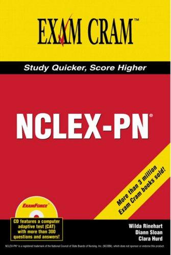 9780789732675: NCLEX-PN Exam Cram