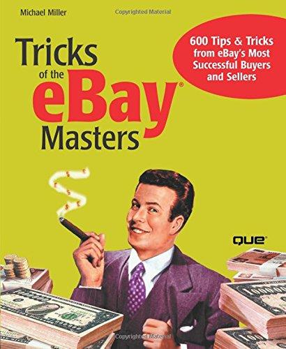 9780789732903: Tricks of the eBay Masters