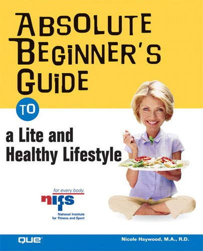 9780789733153: Absolute Beginner's Guide to a Lite and Healthy Lifestyle