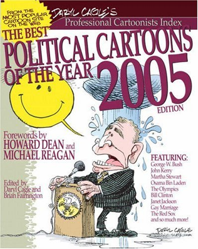 9780789733504: The Best Political Cartoons of the Year, 2005 Edition
