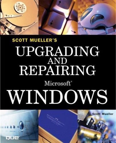 9780789734037: Upgrading and Repairing Microsoft Windows