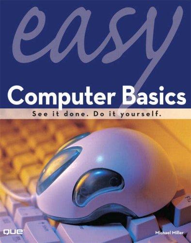 Easy Computer Basics: Miller, Michael
