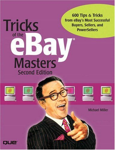 9780789735430: Tricks of the eBay Masters (2nd Edition)