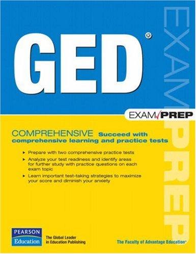 9780789736581: GED Exam Prep