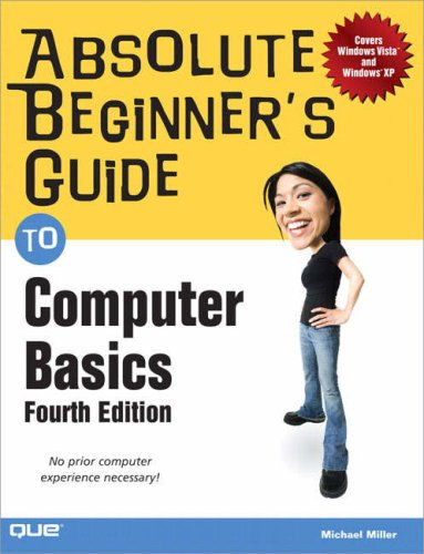 9780789736734: Absolute Beginner's Guide to Computer Basics (Absolute Beginner's Guides)