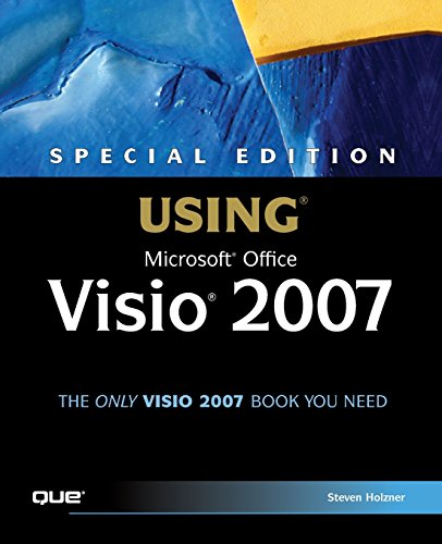 9780789736864: Special Edition Using Microsoft Office Visio 2007