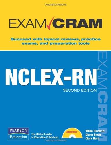 9780789737052: NCLEX-RN Exam Cram (2nd Edition)