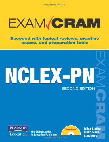 9780789737069: NCLEX-PN Exam Cram (2nd Edition)