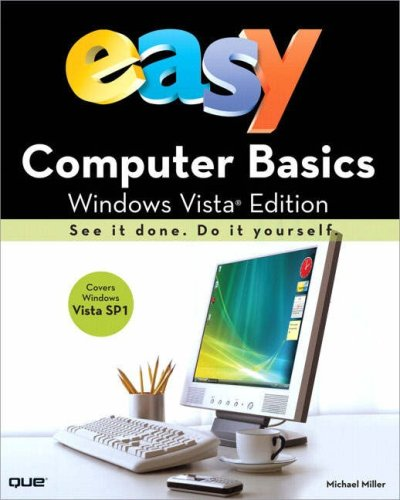 Easy Computer Basics (0789737981) by Michael Miller