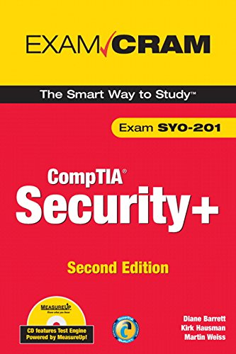 9780789738042: CompTIA Security+