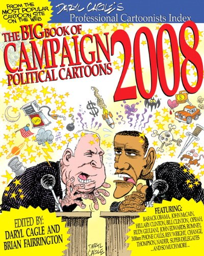 9780789738097: The Big Book of Campaign 2008 Cartoons
