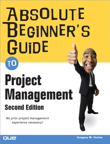 9780789738219: Absolute Beginner's Guide to Project Management