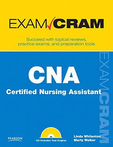9780789739346: CNA Certified Nursing Assistant Exam Cram