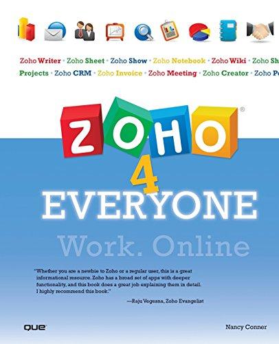 9780789739377: Zoho 4 Everyone
