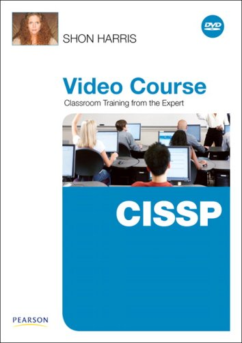 9780789739636: Cissp Video Course