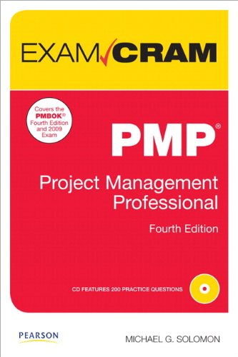9780789742230: PMP Exam Cram: Project Management Professional (4th Edition)