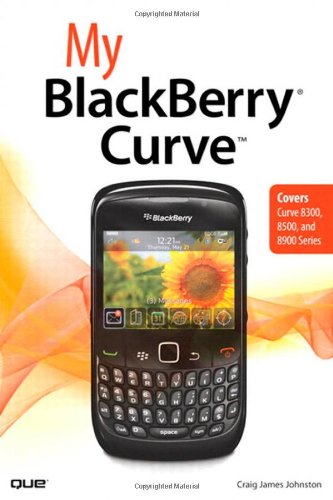 9780789742858: My BlackBerry Curve