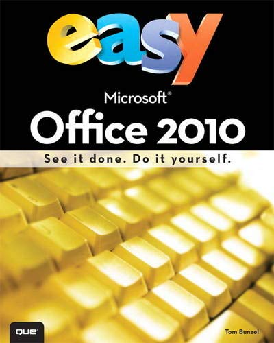 9780789743732: Easy Microsoft Office 2010
