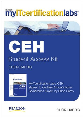 9780789744494: MyITCertificationLab: CEH Lab - Standalone Access Card