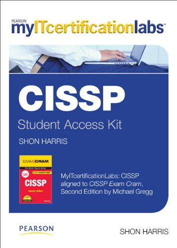 9780789744524: MyITcertificationLabs: CISSP Access Code Card