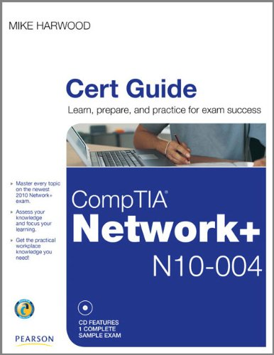 9780789745590: CompTIA Network+ N10-004 Cert Guide