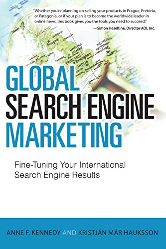 9780789747884: Global Search Engine Marketing: Getting Better International Search Engine Results (Que Biz-Tech)