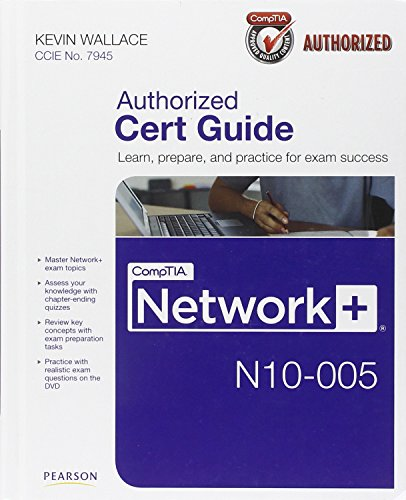 9780789748218: CompTIA Network+ N10-005 Cert Guide