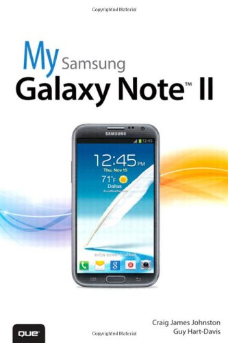 9780789748829: My Samsung Galaxy Note II
