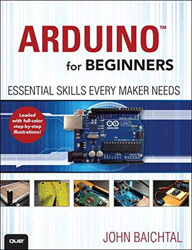 9780789748836: Arduino for Beginners: Essential Skills Every Maker Needs