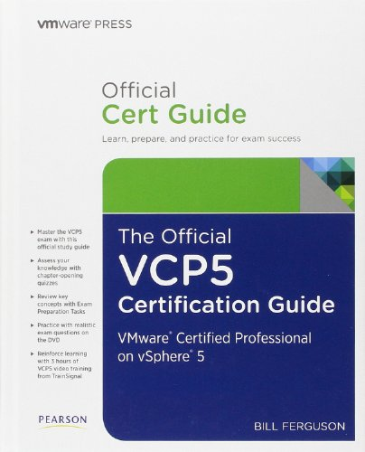 9780789749314: The Official VCP5 Certification Guide (Vmware Press Certification)
