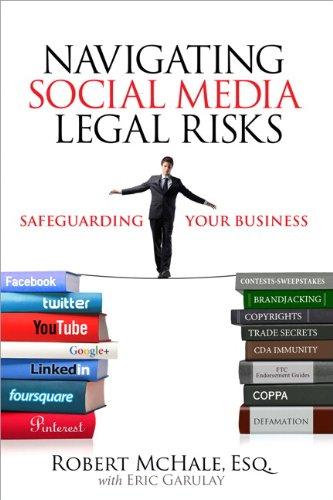 9780789749536: Navigating Social Media Legal Risks: Safeguarding Your Business (Que Biz-Tech)