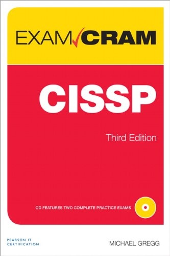 9780789749574: CISSP Exam Cram (3rd Edition)