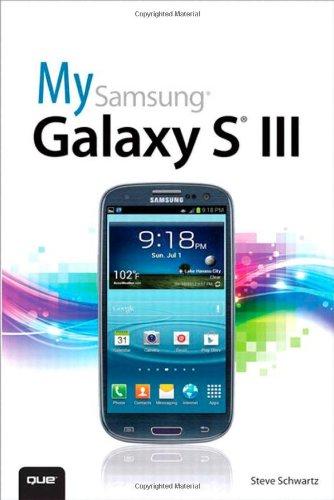 9780789749635: My Samsung Galaxy S III (My...series)